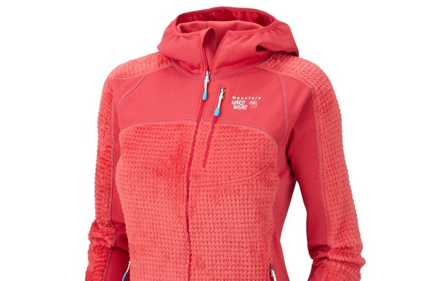 The Most Versatile Midlayers for this Winter: Mountain Hardwear Monkey Woman Grid Jacket