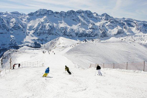 Najlepsze ośrodki narciarskie, w których liczy się głównie szusowanie- ©Nicolas Joly / Portes du Soleil