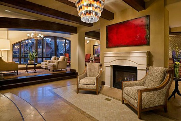 Slopeside Suite: Hotel Madeline, Telluride, Colo.- ©The Hotel Madeline