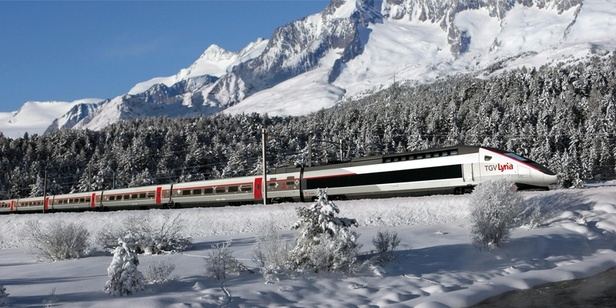 travel swiftly into the valais by tgv this winter onthesnow. Black Bedroom Furniture Sets. Home Design Ideas