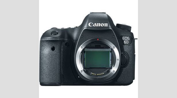 The Best Photo Gear for Budding Ski & Snowboard Photographers: Canon 6D- ©CANON