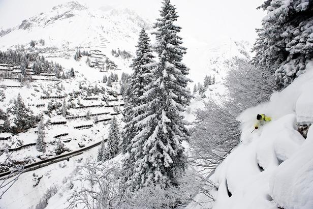 Three days of skiing in St. Anton am Arlberg