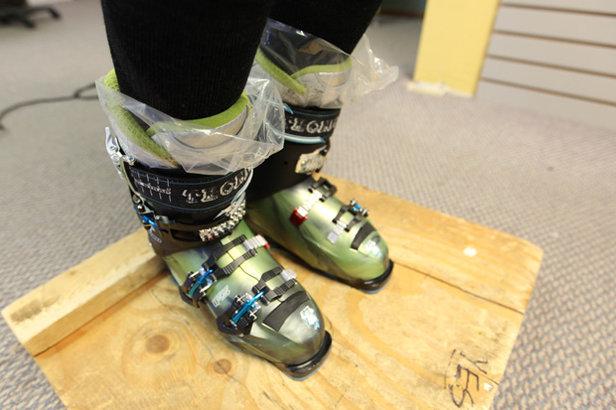 Ski Boot 101: How Ski Boots Should Fit
