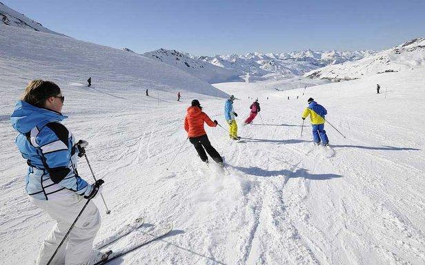 Ski : Tout savoir sur la Garantie Neige- ©P.Lebeau / OT de Val Thorens