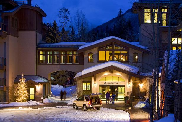 Top Lodging: Manor Vail Lodge, Vail- ©Manor Vail Lodge