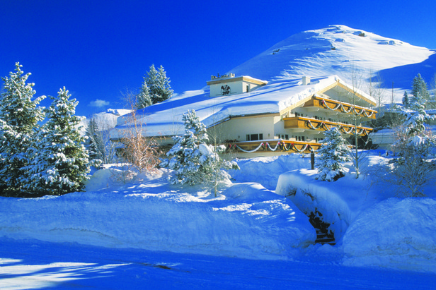 Top Lodging: The Knob Hill Inn, Sun Valley- ©The Knob Hill Inn