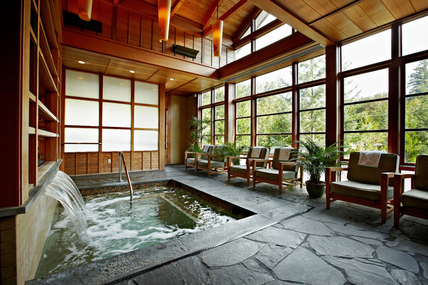 Top Lodging: Salish Lodge & Spa, Snoqualmie- ©Salish Lodge Spa