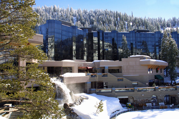 Top Lodging: Resort at Squaw Creek, Squaw Valley- ©Resort at Squaw