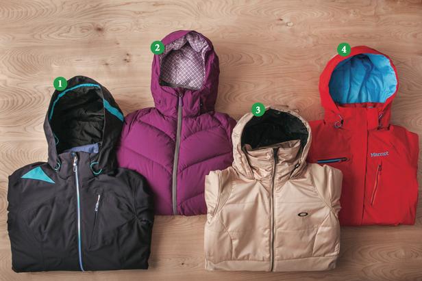 2013 Women's Ski & Snowboard Insulated Jackets- ©Julia Vandenoever