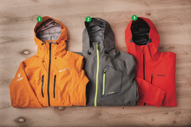 2013 Men's Ski & Snowboard Shell Jackets- ©Julia Vandenoever
