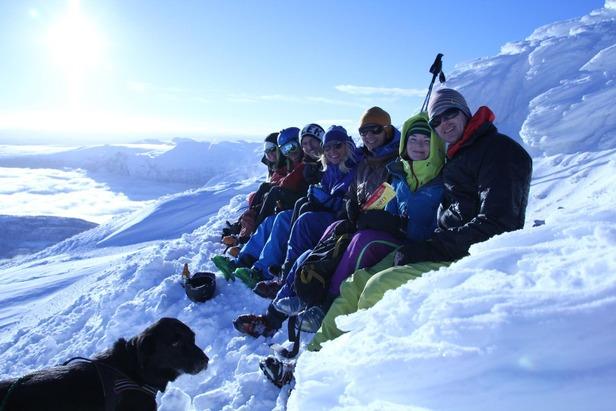 Хемседал - «Скандинавские Альпы» и другие регалии  - ©Ole-Kristian Strøm