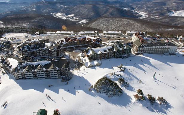 Snowshoe Offers A Wide Selection Of Slopeside Lodging For Ski In Out Convenience Photo