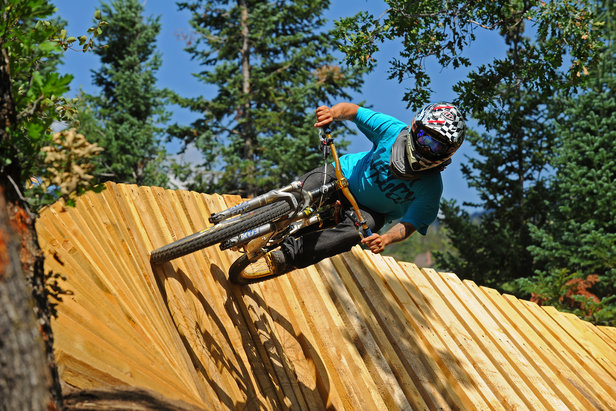 Dirty 30: Bike Park Opening Dates- ©Larry Pierce