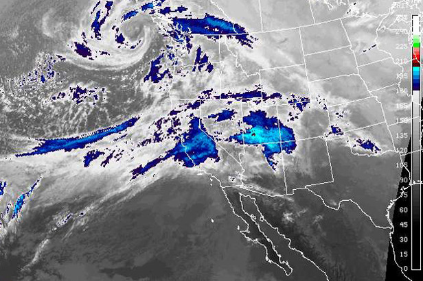 Snow Science: Long-Range Forecasting ©NOAA