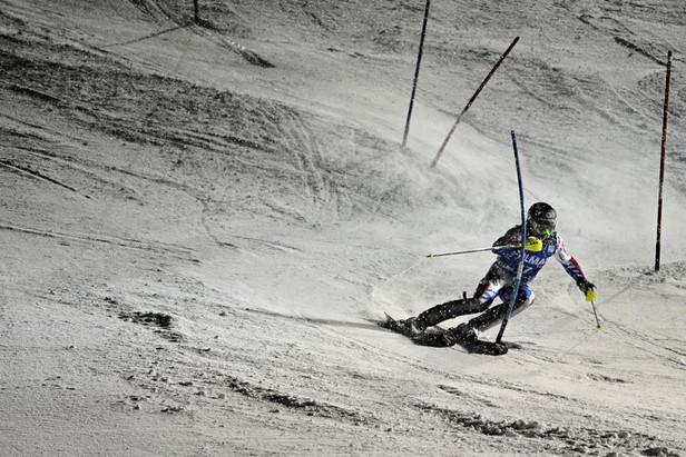 Alexis Pinturault, Slalom Val d'Isère 2012