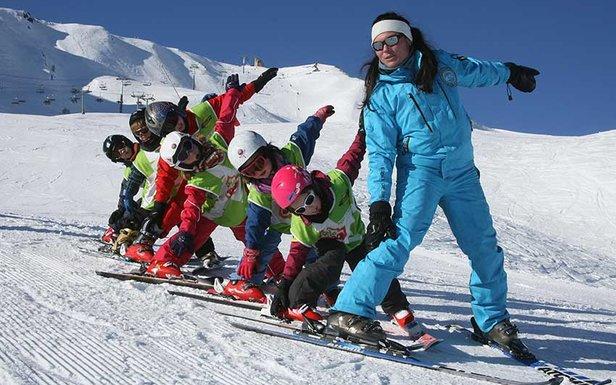 École de ski : laquelle choisir ?- ©SIMS-ESI