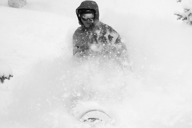 Wolf Creek Ski Area Gets 42 Inches of Snow in 72 Hours: Storm Gallery- ©Josh Cooley