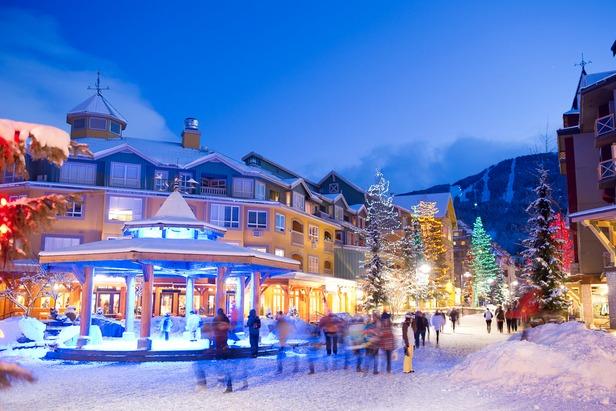 Top Nye Ski Towns Whistler Onthesnow