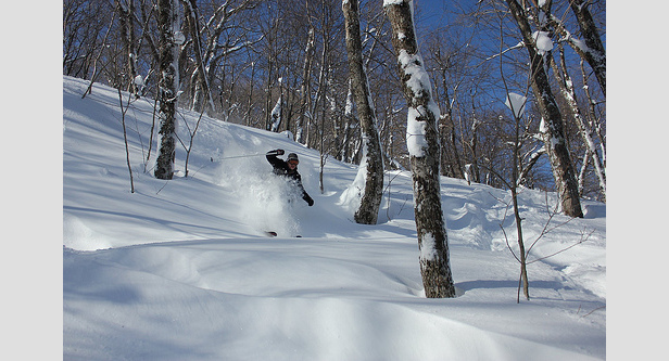 2012 Northeast & Mid-Atlantic Skiing and Snowboarding Year in Review- ©Jay Peak Resort