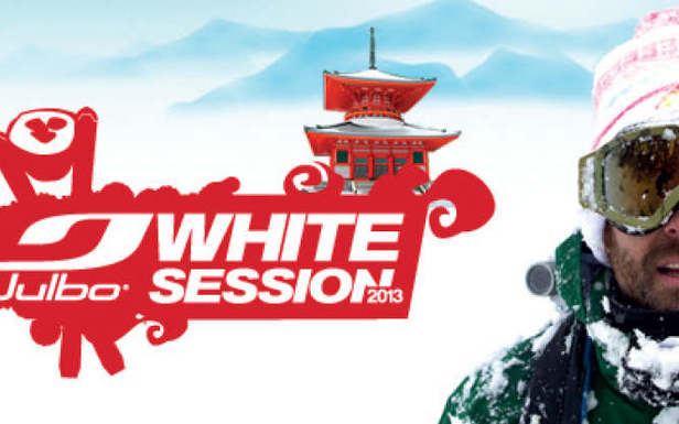 Julbo White Session 2013 - Destination Japon avec Enak Gavaggio