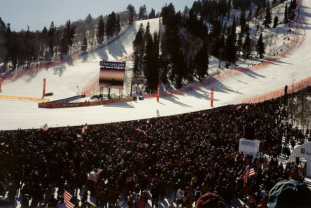 Top five Olympic downhill ski runs- ©Ken Lund