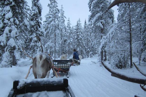 Lapland: A tale of Arctic exploration- ©Patrick Thorne