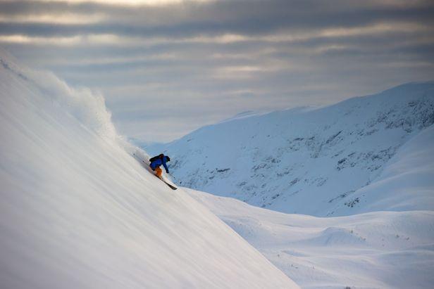 Návod na focení lyžování, část 2: Kompozice- ©Sverre Hjørnevik