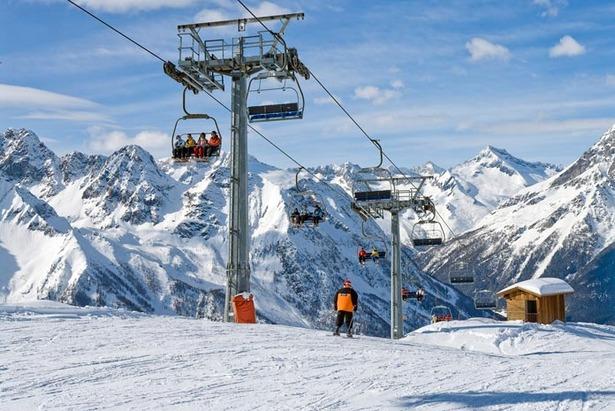 Valmalenco: 5 impianti e 4 piste aperte nel weekend- ©Consorzio Turistico Sondrio e Valmalenco