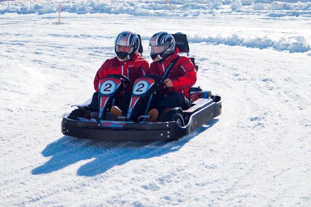 Ice Karting in Formigal