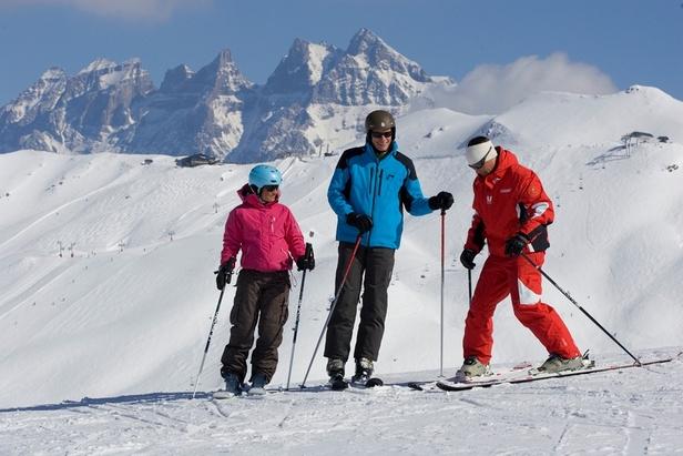 Portes du Soleil: dos paises unidos por su pasión por el esquíMatthieu Vitré. Portes du Soleil