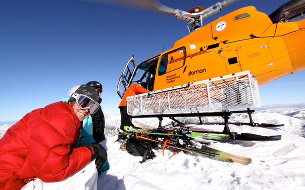 OTS Heli/Cat Guide: Rocky Mountains
