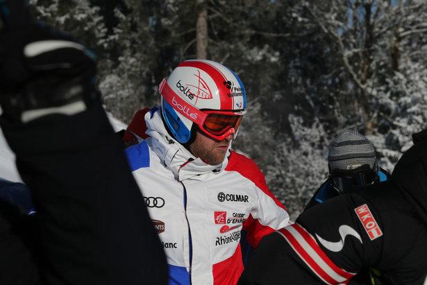 Śmiertelny wypadek na treningu: nie żyje medalista MŚ w zjeździe Francuz David Poisson- ©Agence Zoom