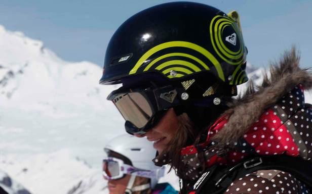 Bien choisir son casque de snow/ski- ©© Christian Arnal