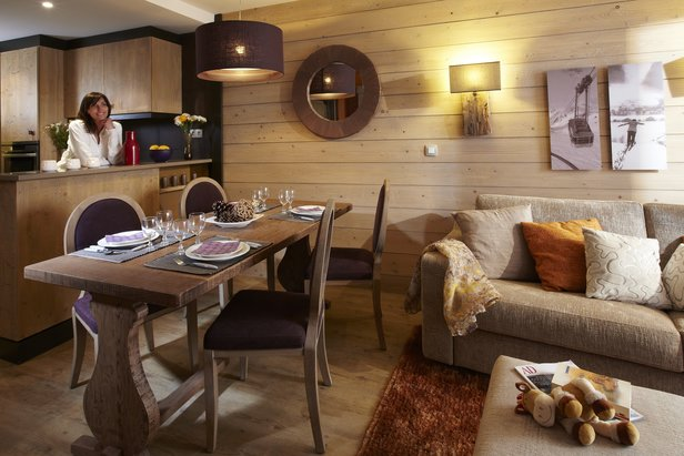 Apartmány L'Amara ve francouzském Avoriaz  - © Avoriaz