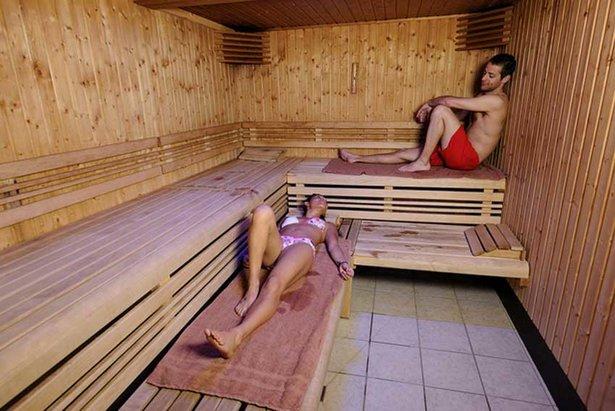 Moment de délice et de détente à l'Aquaclub de Val Thorens