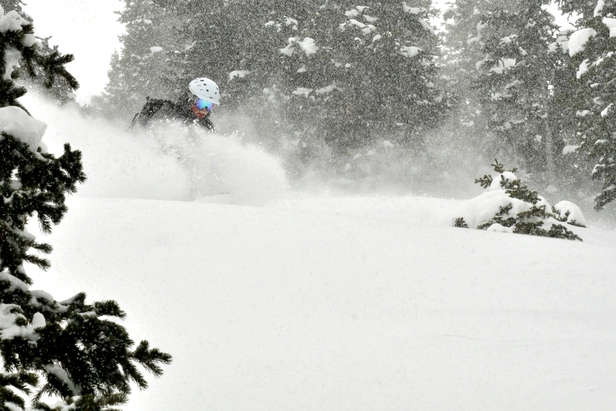 Photo Gallery: Late March Snow Storm at Breckenridge- ©Josh Cooley