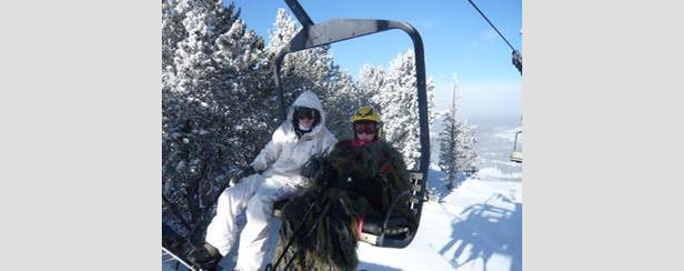 Meadowlark Ski Lodge.