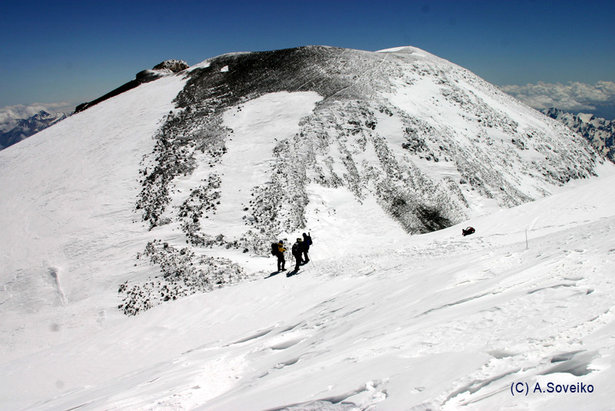 Ski Cheget - Elbrus