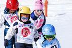 Le passage des étoiles du ski français - © Eric Beallet