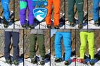 Devätoro lyžiarskych nohavíc v teste OnTheSnow - © Skiinfo