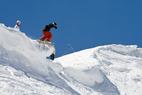 Volare low cost sulle piste da sci