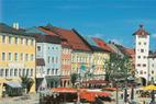 Traunstein - ©Chiemgau Tourismus