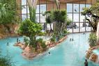 L'AQUARIAZ, le nouvel espace aquatique d'Avoriaz - © Pierre et vacances