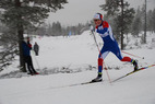 Brit Beats Norway's Best To Come Second in Cross Country Championship in Norway