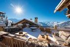 Fire vidunderlige Alpe-chaleter vi gladelig besøker - © www.skiverbierexclusive.com