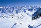 Esquiar en primavera: Pitztal