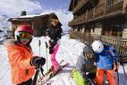 Ski, ride & Fun family aux Menuires - ©Les Menuires