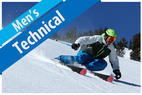 Men's Technical Ski Buyers' Guide 17/18 - © Dan Campbell, courtesy of Masterfit Media