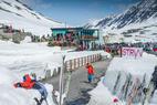 Nå åpner Stryn sommerskisenter ©Stryn Sommerskisenter