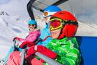 Najlepšie rakúske lyžiarske strediská pre rodiny 2019/20 - © Max Topchii - Fotolia.com